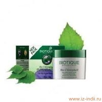 Гель для лица БиоХлорофил (Biotique Chlorophyll gel), 65 гр.